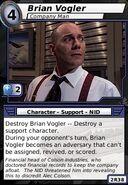 Brian Vogler (Company Man)