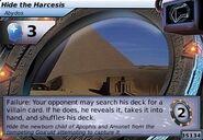 Hide the Harcesis