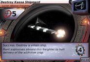 Destroy Kassa Shipment