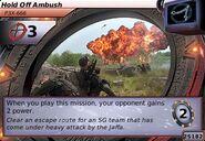 Hold Off Ambush