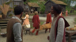 Cloister village