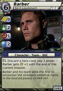 Barber (SG-5 Lieutenant)