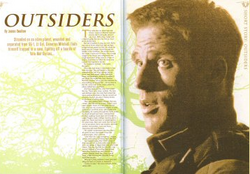 Stargate SG-1 Outsiders