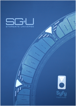 Stargate Universe Press Pack