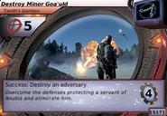 Destroy Minor Goa'uld