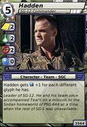 Hadden (SG-12 Commander)