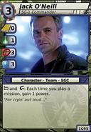 Jack O'Neill (SG-1 Commander)