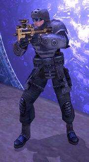 FAU Riot Suit