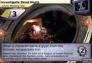 Investigate Dead Hosts