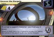 Uncover the Stargate