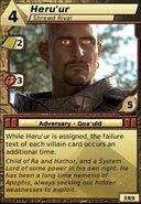 Heru'ur (Shrewd Rival)