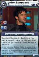 John Sheppard (Unconventional Leader)