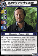 Harold Maybourne (Ally of Opportunity)