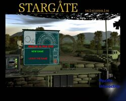 Stargate The Last Defense Line screenshot1