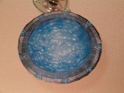 Pegasus Stargate (paper model by StarFreak) preview