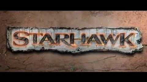 Starhawk Official Gameplay Preview Trailer