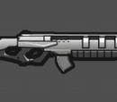 Kinetic Rifle