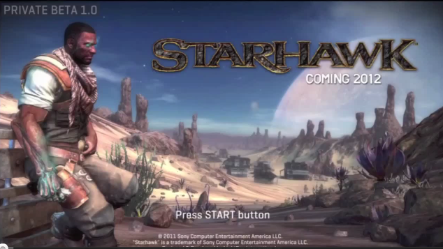File:Starhawk Private Beta 1.0 Start Menu.png