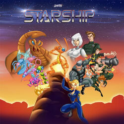 Starship (Original Soundtrack)