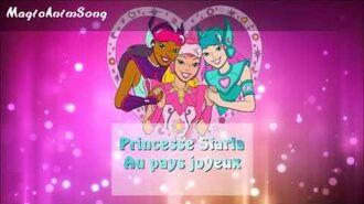Princesse Starla - La danse des palourdes