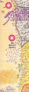 Burning Deserts map