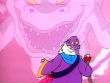Merlin monster