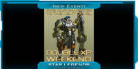 Double XP Weekend