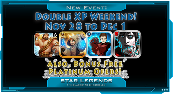 Double Exp Event7