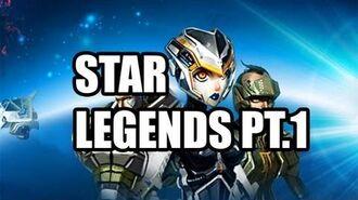 Star Legends - Delphina Super Moderator Part 1 of 2