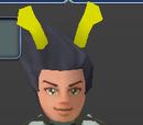 Yellow Antennae