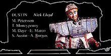 Dustin Nick Lloyd b90 dustin