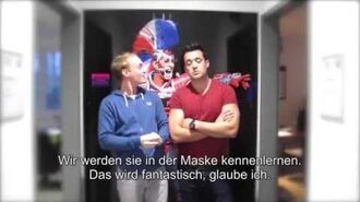 Videoblog of the 2015 New Kids - Week 2