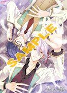 Manga bonus illustration