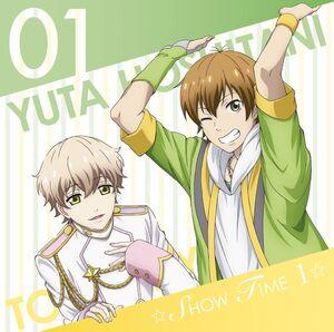 Stamu Musical Song Series SHOW TIME 1 Hoshitani Yuta & Nayuki Toru