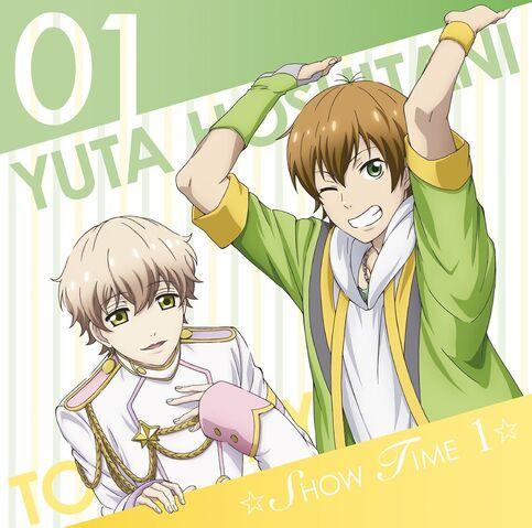 File:Stamu Musical Song Series SHOW TIME 1 Hoshitani Yuta & Nayuki Toru.jpg