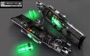 NeoCron Plasma Rifle