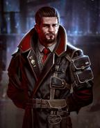 Fists of Sol Inquisitor Varnik Full
