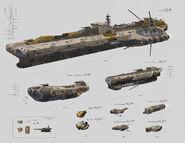 Uzhor Ships