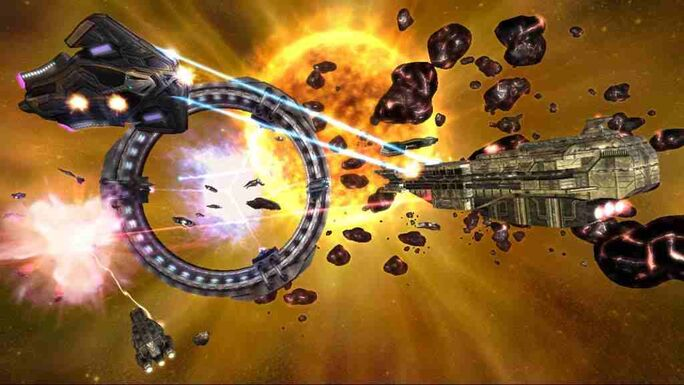 Starpoint Gemini 1 storyline image