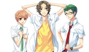 Baka Trio
