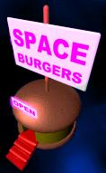 Space burger 1
