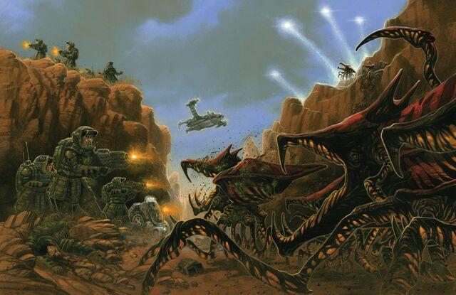 File:SICON vs Arachnids.jpg