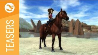 Star Stable Teasers - The Mustang