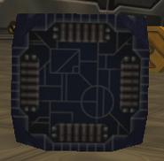 Hardplan crate