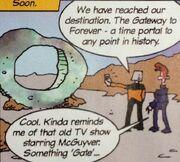 Guardian Starship Trekkers