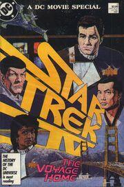 Star Trek 4 comic