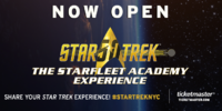 Star Trek: The Starfleet Academy Experience