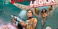 Star Trek—Legion of Super-Heroes, Issue 5
