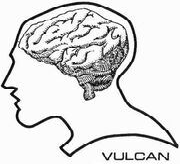 Vulcan brain diagram