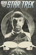 IDW Star Trek, Issue 15 RI-A